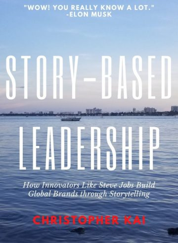 Story-based Leadership cover